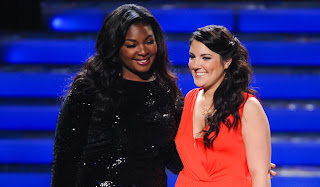 American Idol Finale Candice and Kree
