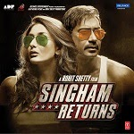 Singham Returns (2014) Download Mp3 Songs