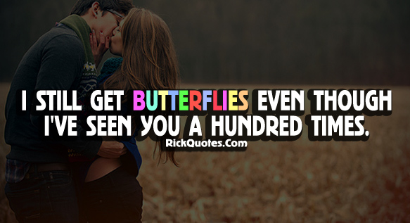 Love Quotes  | Seen You Hundred Times