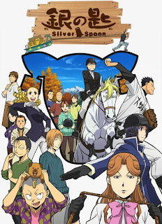 Gin no Saji 2nd Season Sub Español