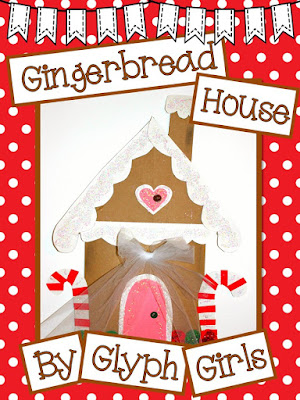 https://www.teacherspayteachers.com/Product/Gingerbread-House-with-Writing-Options-2198260