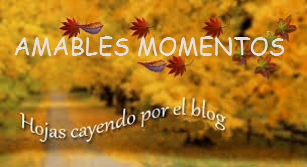 AMABLES MOMENTOS