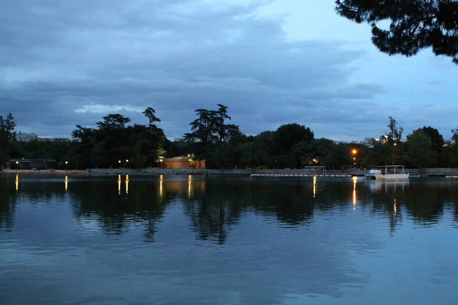 Blog Fotografico.: Meet Up Anochecer en Lago (Casa de Campo). Meet ...