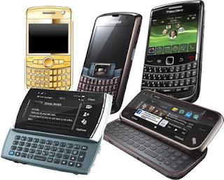 10 Handphone Terlaris 2012 update