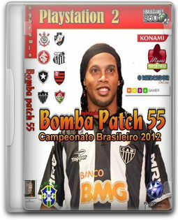Download – Winning Eleven – Bomba Patch 5.5 – PS2
