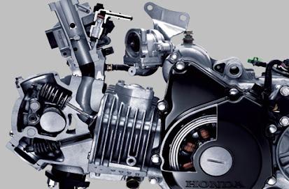 Tips Sederhana Untuk Merawat Sepeda Motor Injeksi Yang Benar