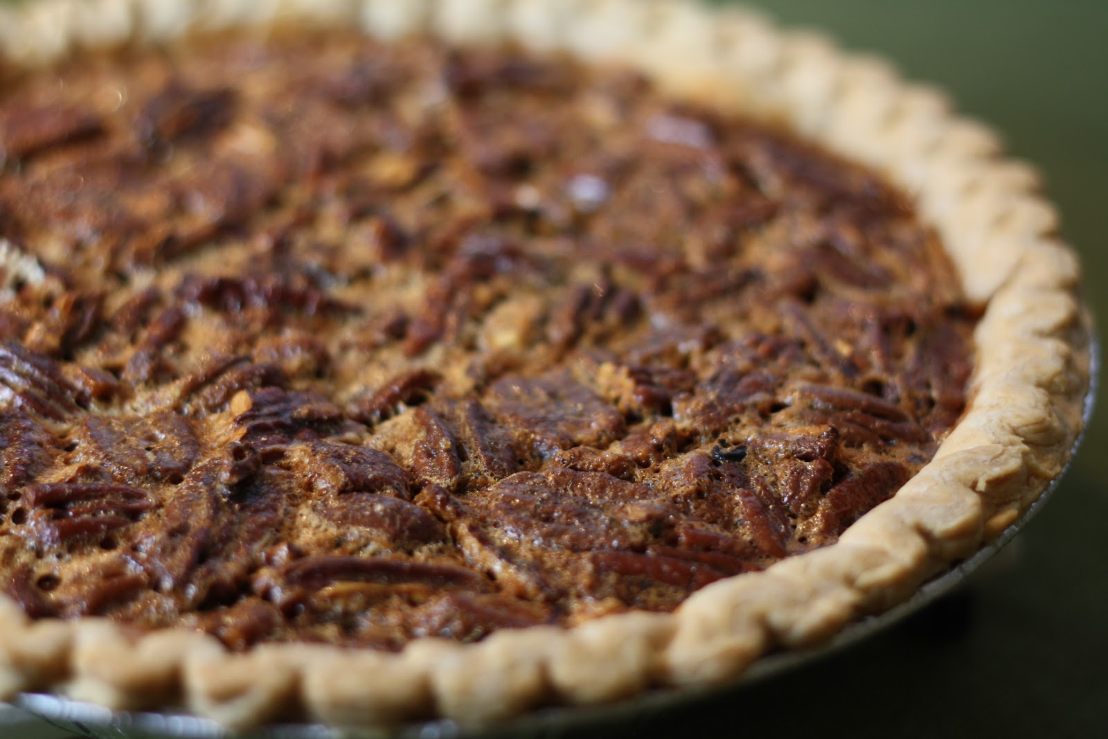 Honey & Butter: Chocolate Pecan Pie