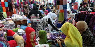 Pusat Grosir Busana Muslim Jatinegara