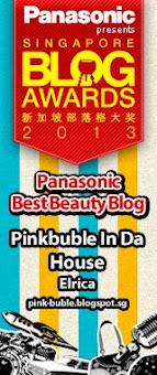 Singapore Blog Award - Best Beauty Blog 2013!