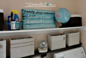 http://lewisvillelove.blogspot.com/2013/06/laundry-room-make-over.html