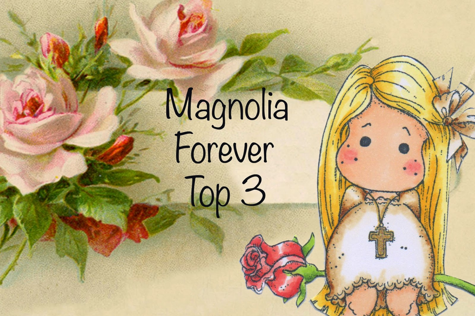 "TOP 3 at Magnolia Forever - Ch#6 ""Add a Charm"""