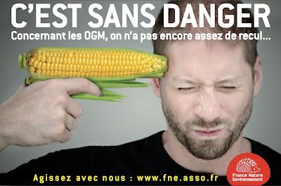 Concernant les OGM, on n'a pas encore assez de recul ... / On GMOs, we don't have enough experience ...