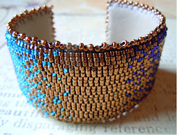 How to Cover a Bracelet Blank