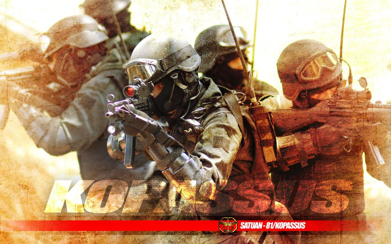 5 Besar Pasukan Elit Militer Paling Mematikan Di Dunia