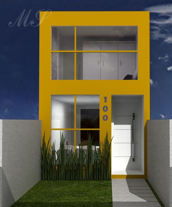 Frente de casas pequenas imagui - Casas super pequenas ...