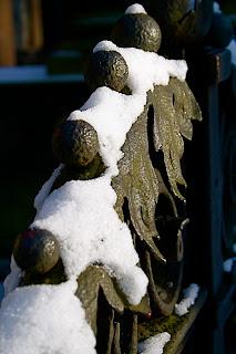 Neige à Berlin