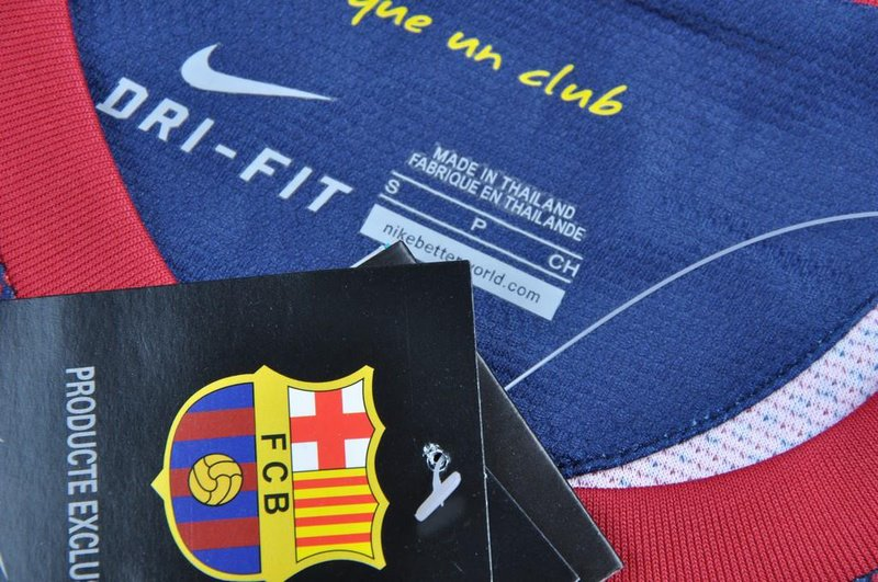 jersey barcelona home 2013 wash tag lagi