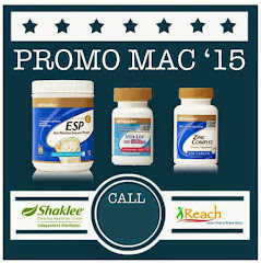 Promosi March 2015