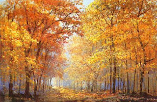 Bioma hutan gugur yaitu