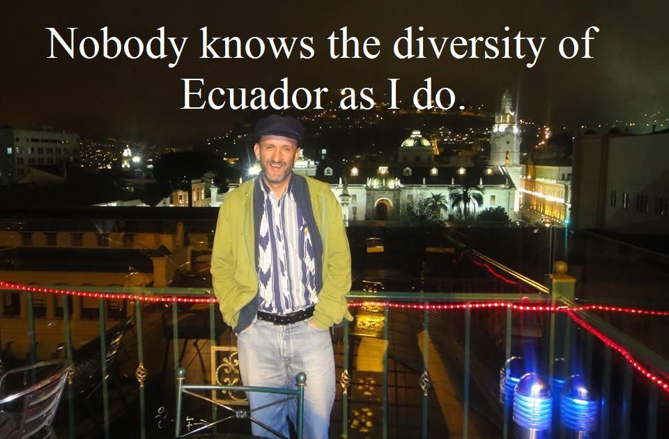 ECUADOR GAY TOURS
