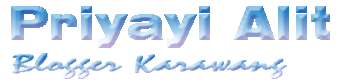 Priyayi Alit blogger Karawang