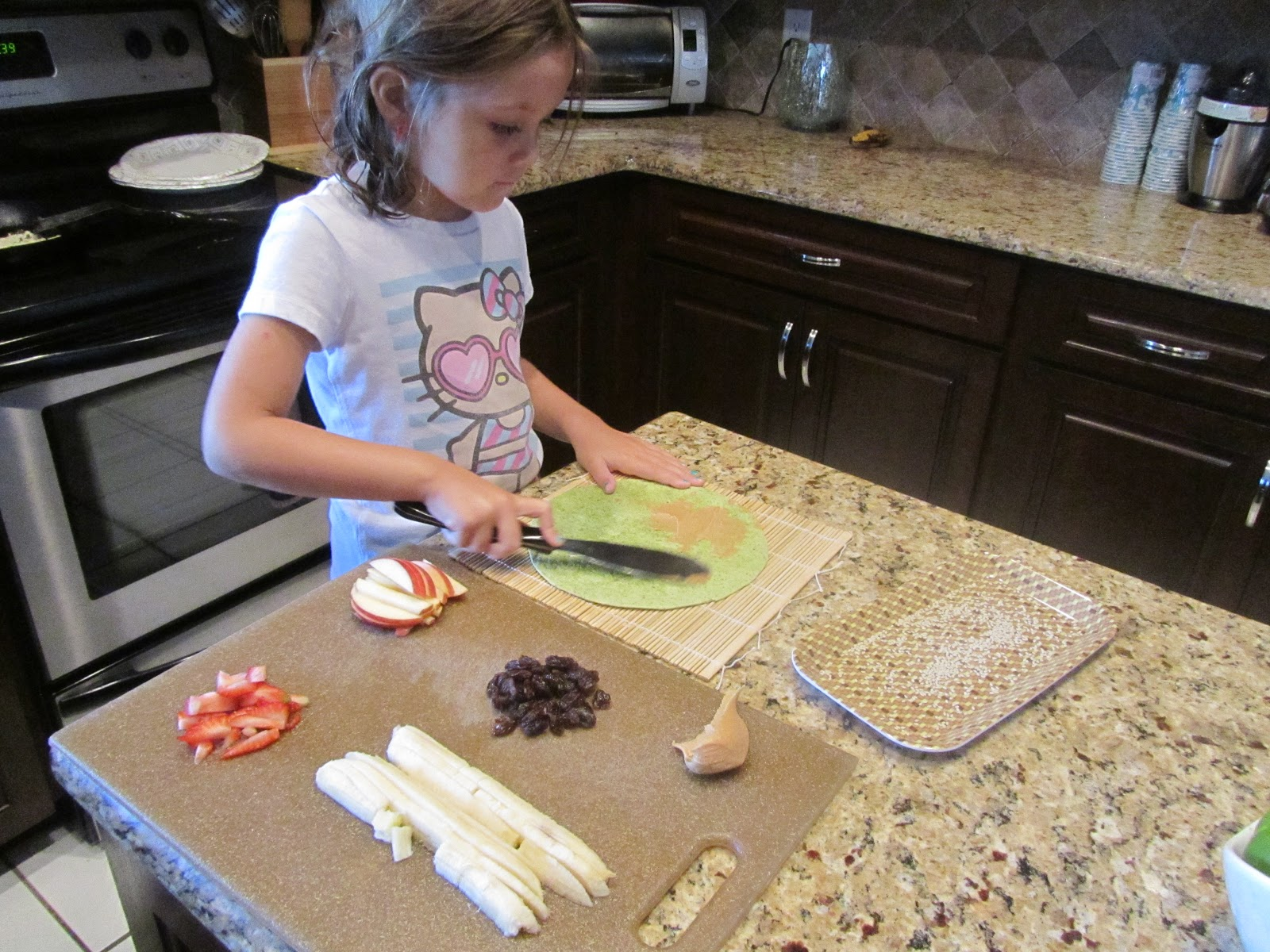 Diary Of A Health Nut Kid Sushi