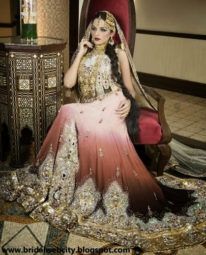 Latest Bridal Fashion Trends in Pakistan