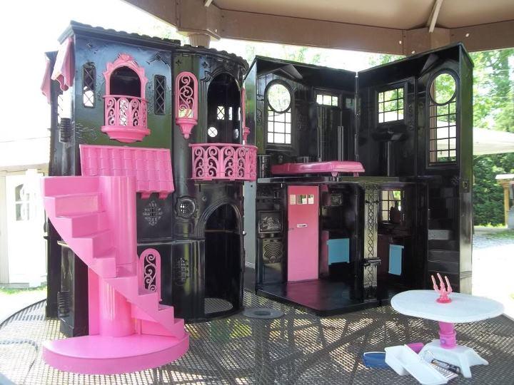 Monster high casa da monter high fake - Casa de monster high ...