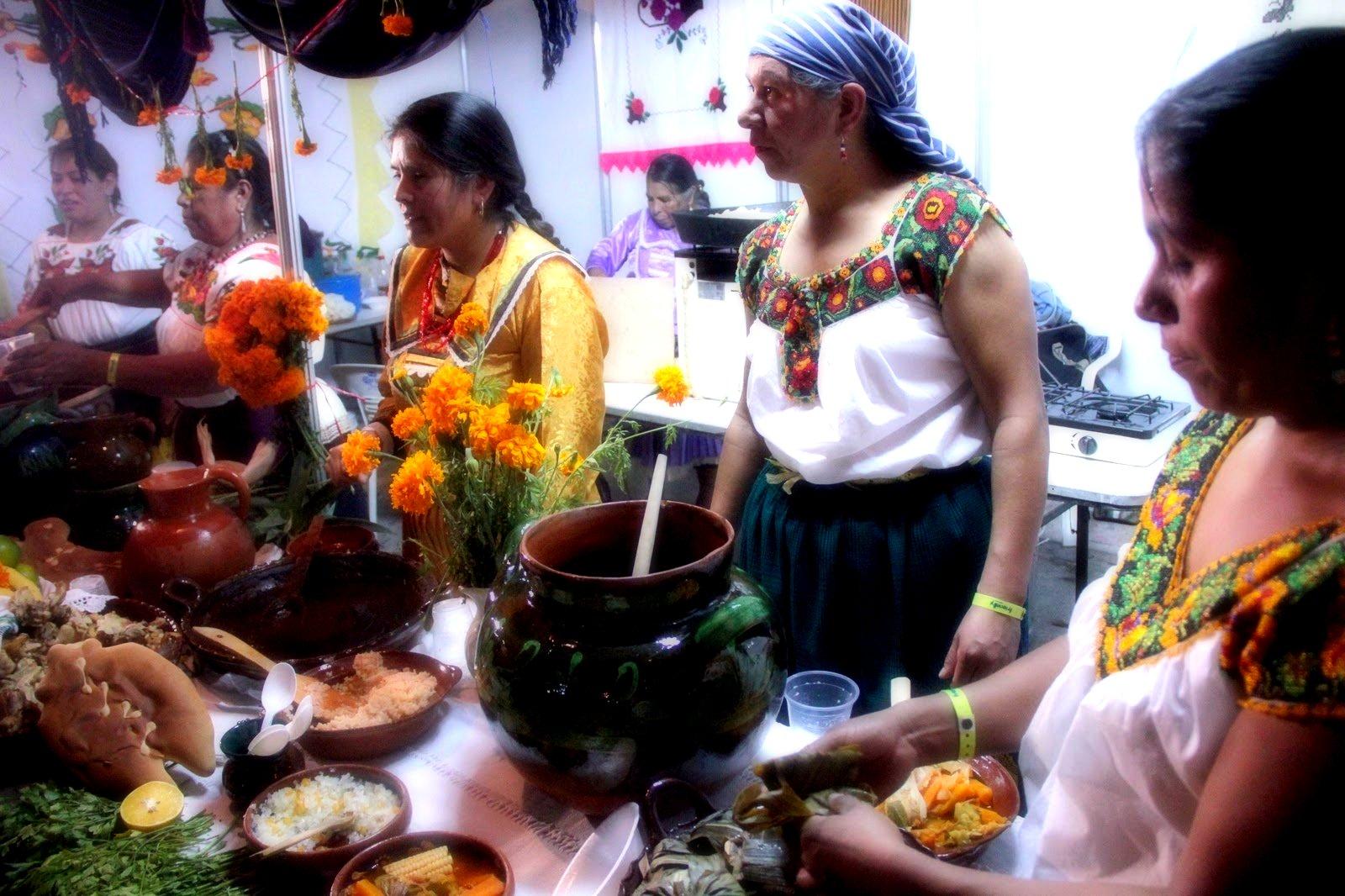 Comida mexicana tradicional y ancestral for Cocina tradicional