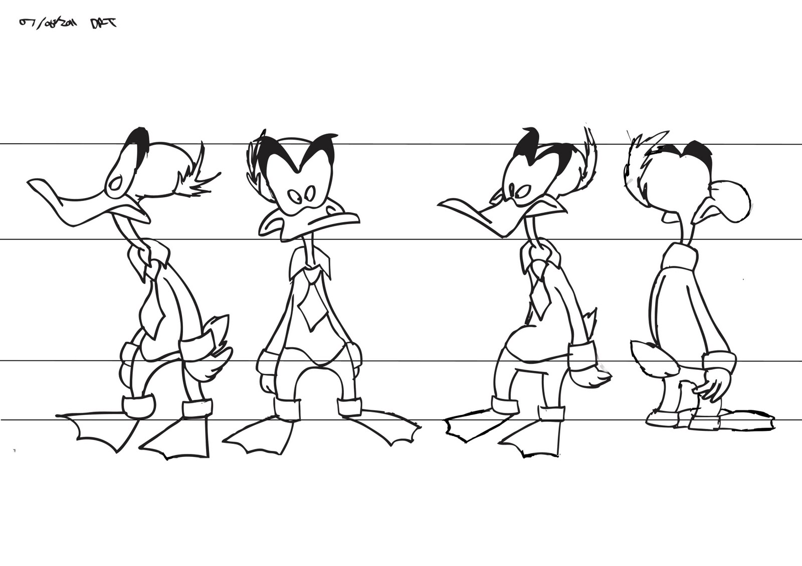 Animated Heads: June 2011