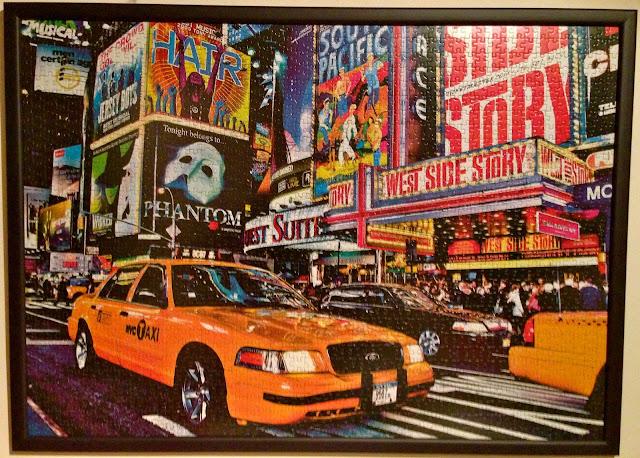 Times_Square_Guillaume_Gaudet_1500_parça_educa_puzzle_çerçeve_frame