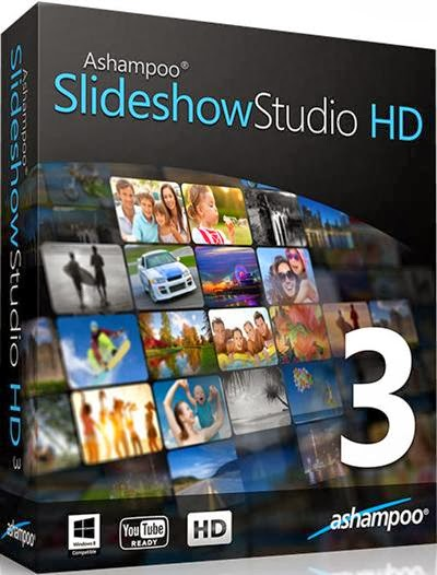 Ashampoo Slideshow Studio HD v3.0.3.3 portable