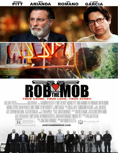 Ver Rob the Mob (Robo a la mafia) (2014) Online