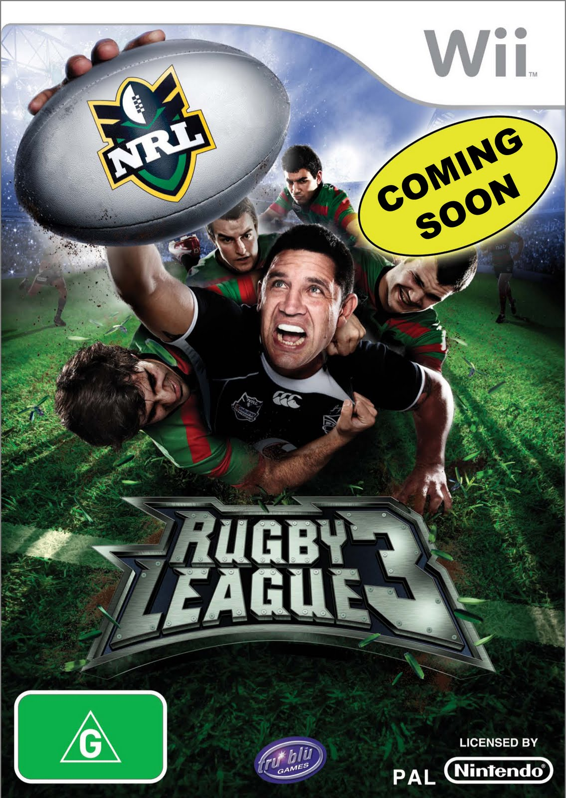 how to watch nrl live pass on tv