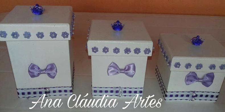 Ana Claudia Artes /mdf e decoupagem