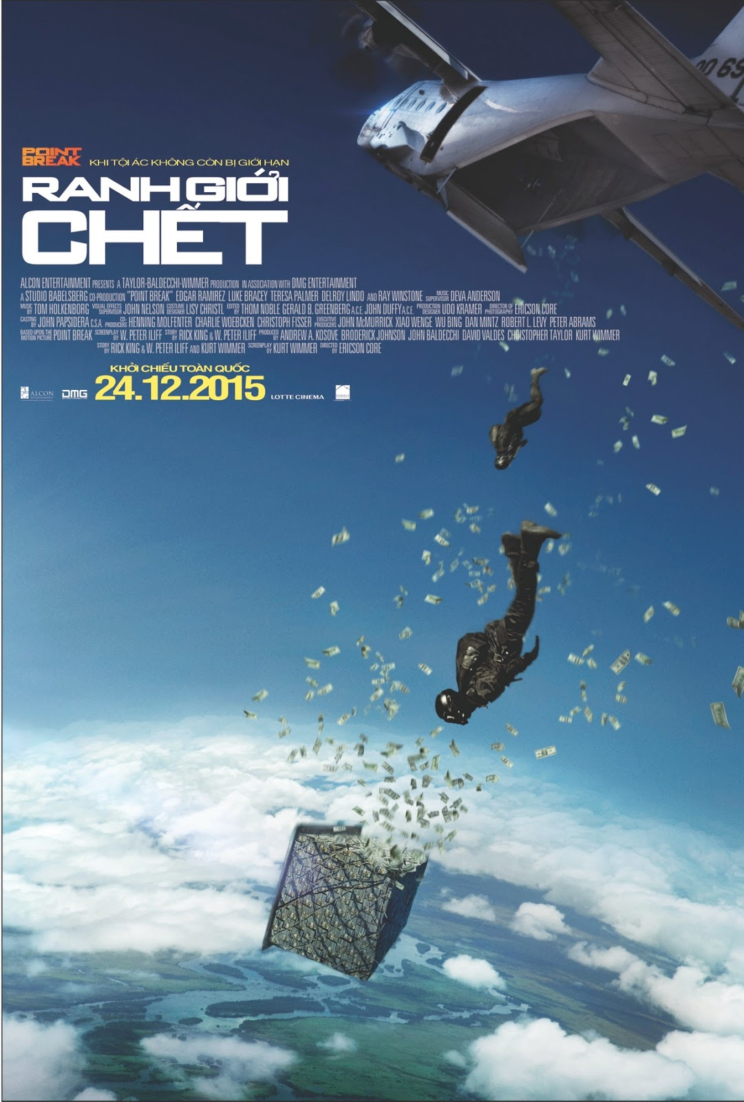 Ranh Giới Chết - Point Break