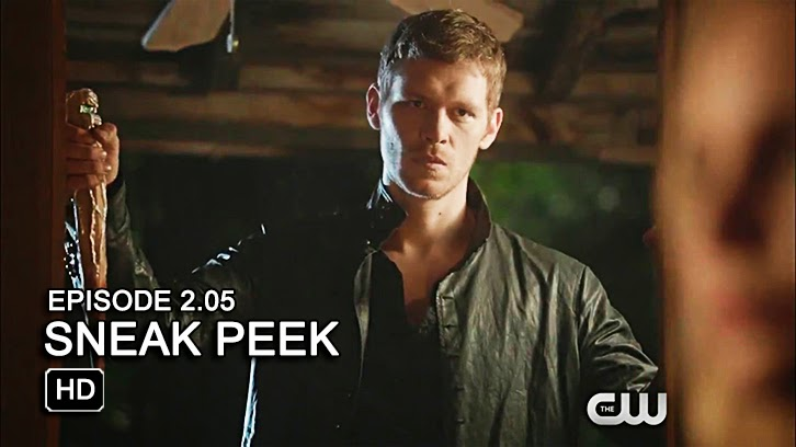 The Originals - Episode 2.05 - Red Door - Sneak Peek