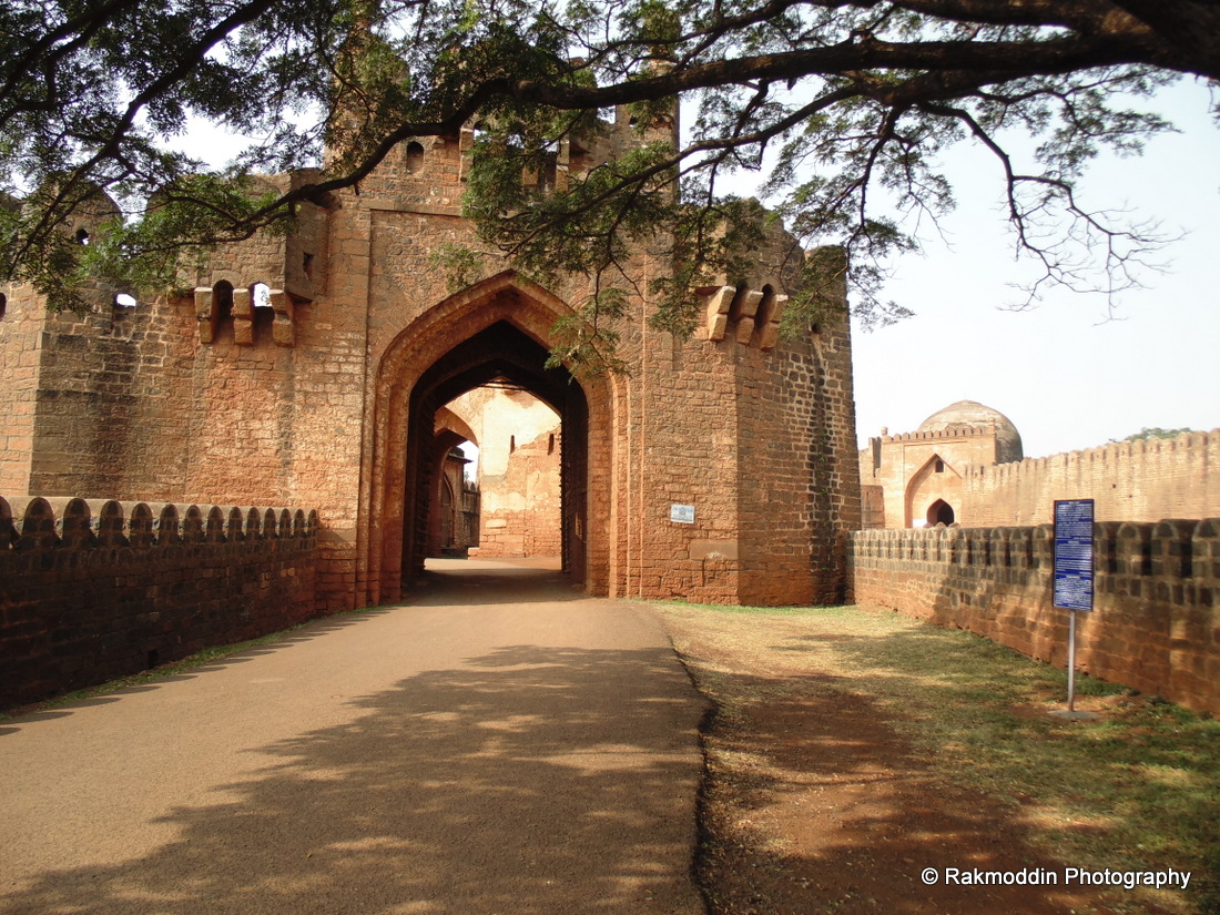 Exploring the Ancient Architecture in Bidar Fort, Karnataka