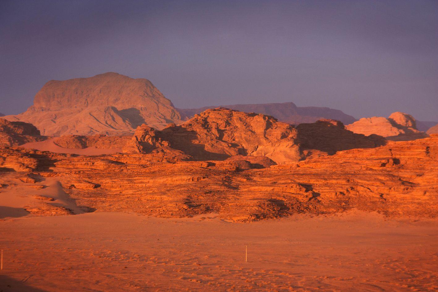 The Sandpit Diaries Wadi Rum Jordan
