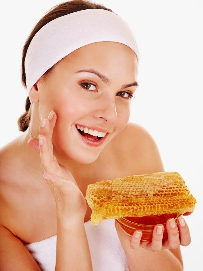 فوائد العسل على البشرة