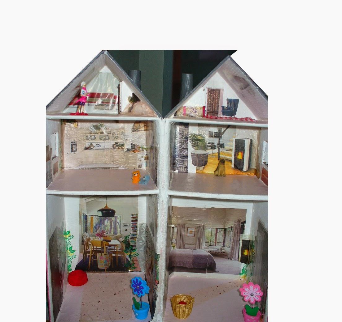Hobbistica in mente antaluna creazioni casa delle for Opzioni di raccordo per l esterno della casa