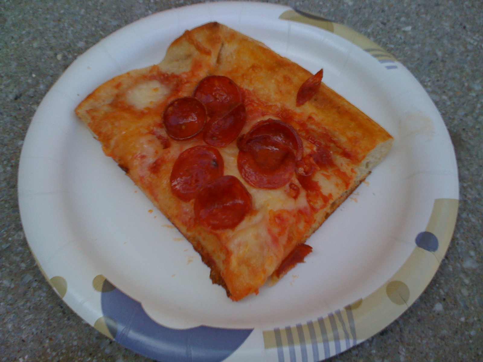 52 Weeks of Disney: Week 13 - Epcot Pizza by the Slice at Via Napoli ...