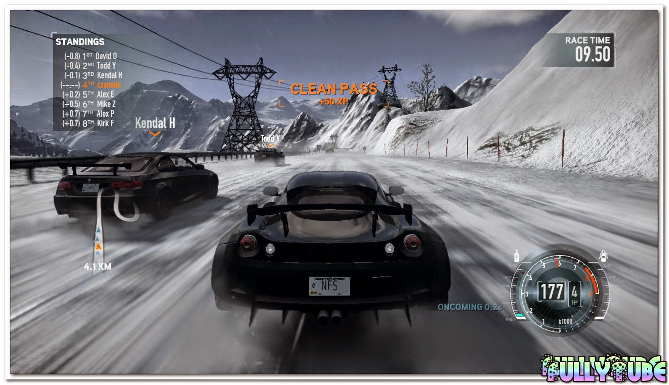 Need For Speed The Run Full Version PC Game