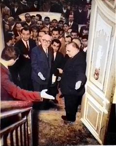 دکترعیسی صدیق اعلم در لاهیجان