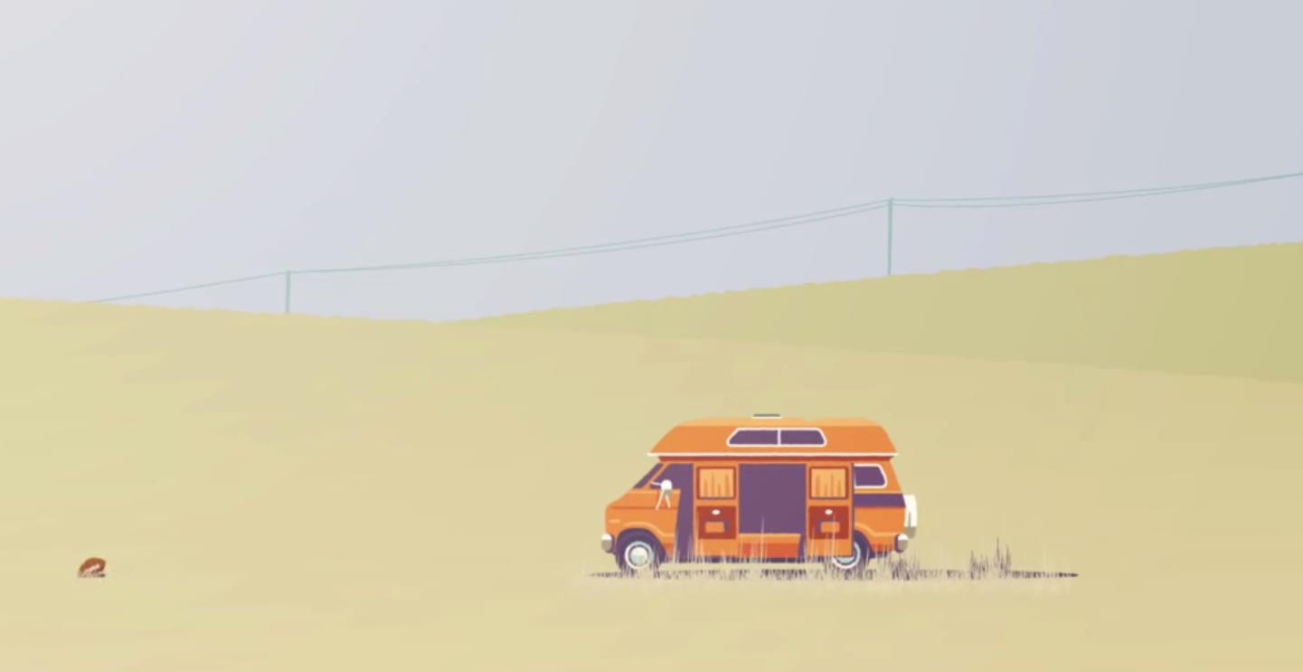 van kombi vw bus the trip game android henry gosuen game infinite runner