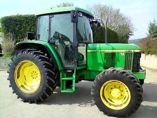 6210.1 771226 Tractor John Deere 6210SE 90Cp 2001 5100h