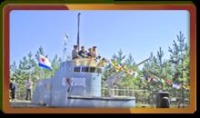 """Советская подводная лодка поднялась из глубин на """"Звёздочке"""" в 2008-м!"""