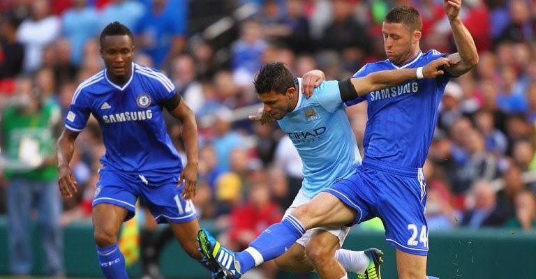 Chelsea vs Manchester City en vivo