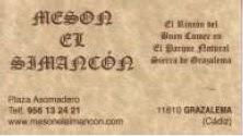 Mesón el Simancón