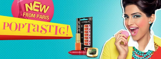 Am Loving the POPTASTIC collection from L'Oréal Paris image
